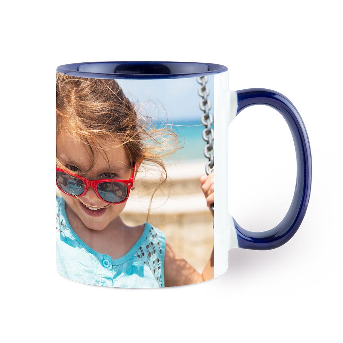 navy coffee mug 11 oz navy colorful mug mugs gifts snapfish us