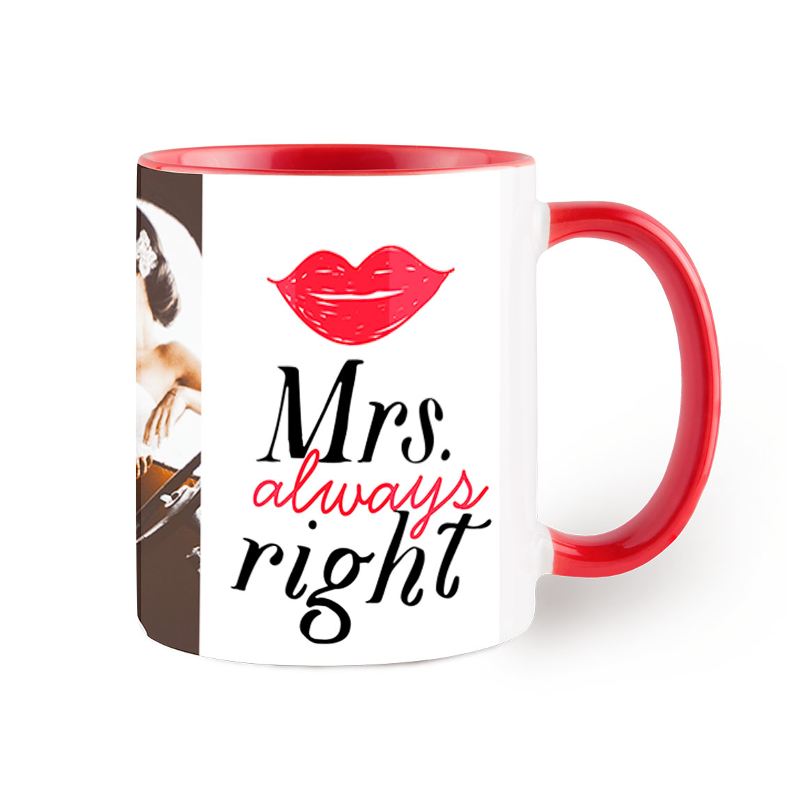 red coffee mug 11 oz red colorful mug mugs gifts snapfish us. Black Bedroom Furniture Sets. Home Design Ideas