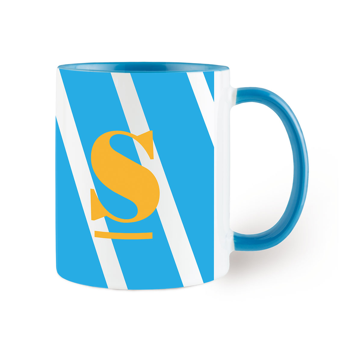 sky blue coffee mug 11 oz sky blue colorful mug mugs gifts snapfish us - Colorful Mugs