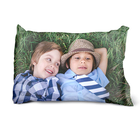 Queen Size Photo Pillowcases | Photo on a Pillow | Pillowcase Details | Snapfish